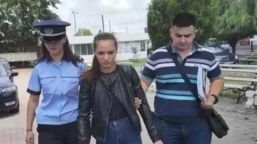 Tanara drogata, care a ucis un om pe trecerea de pietoni, ELIBERATA. Ce a facut cand a vazut jurnalistii