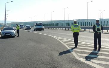A zburat pe autostrada Bucuresti-Pitesti cu 276 de kilometri pe ora! Ce a patit soferul vitezoman!