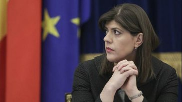Laura Codruta Kovesi, citata intr-un proces in care un procuror DIICOT solicita despagubiri de 100.000 lei