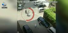 Noi declaratii in cazul femeii batute pe o strada din Mangalia. Agresorii spun ca ei au fost atacati mai intai de muncitorii vecinei si abia apoi au reactionat violent