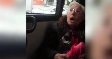 O batrana din Botosani a cazut dintr-un autobuz aflat in mers! Ce a patit soferul!