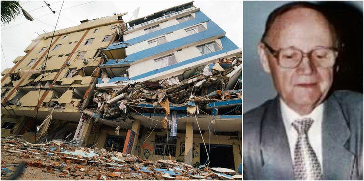 """Avertizarea seismologului Ioan Istrate: """"Cutremurul se va resimti in Bucuresti cam de 7,7-8 grade"""". Cand se va intampla catastrofa"""