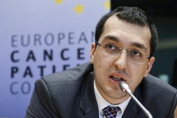 Vlad Voiculescu, seful de cabinet al ministrului de Finante, noua propunere pentru Sanatate