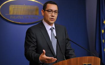 Victor Ponta propune eliminarea functiei de presedinte executiv al PSD dupa excluderea lui Valeriu Zgonea