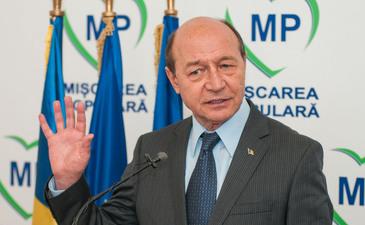 """Traian Basescu, la intalnirea cu unionistii: """"Trebuie creat un minister al Reunificării"""""""