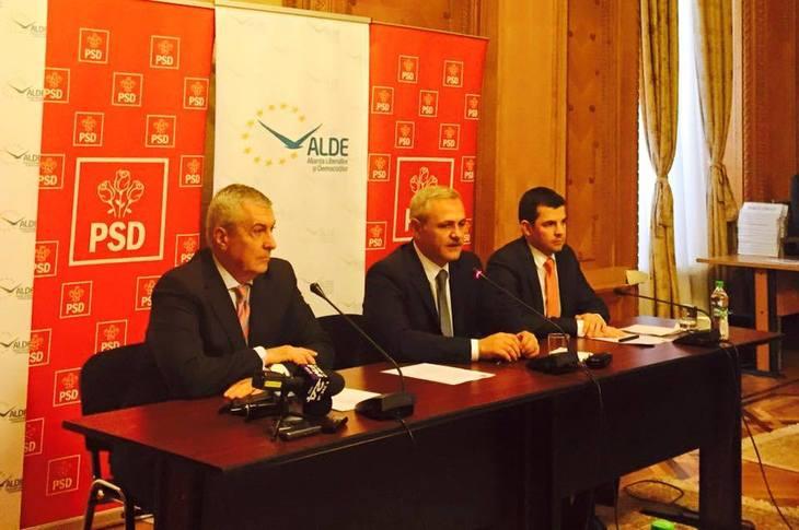 Dragnea, Tariceanu si Constantin urmeaza sa aiba o intalnire pentru a stabili ministerele care vor reveni ALDE