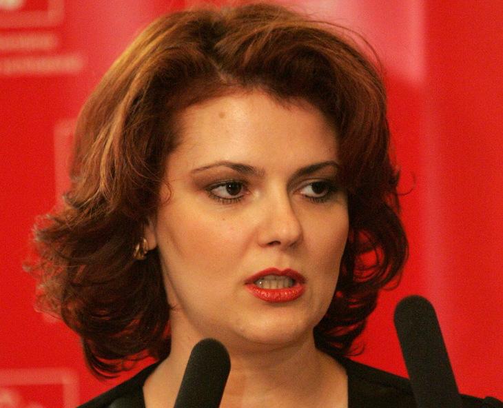 Lia Olguta Vasilescu anunta ca noul Guvern isi incepe activitatea cu 7 ordonante de urgenta: Dam ordonante de crestere a pensiilor si salariilor. Va va anunta cineva de la partid