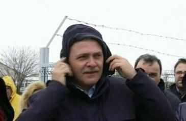 Liviu Dragnea a participat alaturi de ministrul Agriculturii la lansarea primelor rachete anti-grindina