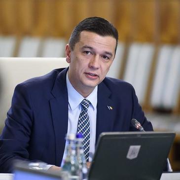 Premierul Sorin Grindeanu a fost operat la Spitalul Militar din Capitala