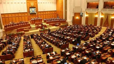 Legea gratierii urmeaza sa intre luni in plenul Senatului pentru dezbatere si vot final