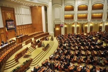 Legea gratierii, retrimisa de plenul Senatului la Comisia juridica pentru a fi adoptata in forma trimisa de Guvern