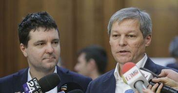 Nicusor Dan: Nu exclud ca Dacian Ciolos sa conduca guvernul din umbra al USR