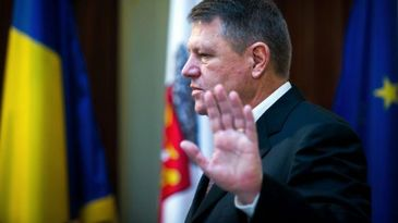 Iohannis, despre adoptarea tacita a Legii gratierii: Daca senatorii s-au ascuns dupa deget, este treaba lor
