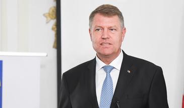"""Presedintele Klaus Iohannis: """"Aceasta criza trebuie terminata foarte repede. Il desemnez pe domnul Tudose ca viitor prim-ministru"""""""