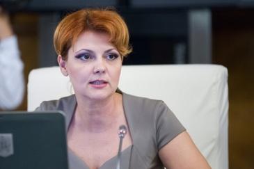 Olguta Vasilescu, ministrul Muncii, vrea sa modifice legea pensiilor - Ce vrea sa imbunatateasca noul ministru de la 1 octombrie