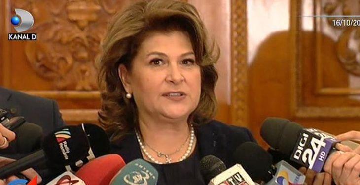 """Nicolicea, presedintele comisiei juridice din Parlament: """"Insula Belina nu mai e insula."""" Rovana Plumb ar putea scapa de urmarirea penala"""