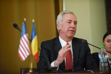 """Hans Klemm, avertisment pentru Romania. """"Coruptia inseamna furt, iar daca ea s-ar opri, atunci ar exista bani pentru scoli, spitale si ale lucruri bune!"""""""