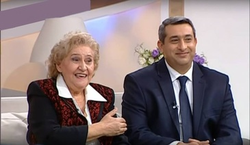 Gabi Lunca si-a facut partid politic! Interpreta de muzica lautareasca a inregistrat Uniunea Nationala Crestina a Romilor din Romania