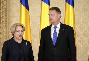 """Klaus Iohannis i-a cerut, din nou, demisia Vioricai Dancila: """"Este imperioasa demisia pentru a face loc unor oameni competenti"""""""