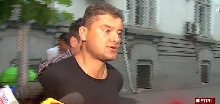 Cristian Boureanu, condamnat la doi ani si doua luni de inchisoare cu suspendare dupa ce a lovit un politist!