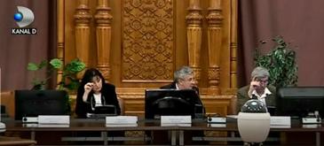 Comisia de la Venetia a transmis astazi prima opinie despre modificarea legilor justitiei