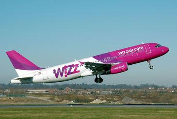 Wizz Air introduce din martie 2017 o nouă cursa din Bucuresti, catre Lamezia Terme