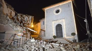 Centrul Italiei, zguduit de doua cutremure puternice. Cel putin o persoana a murit si mai multe au fost ranite in urma seismelor