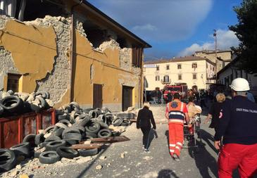 Un nou cutremur a avut loc in Italia