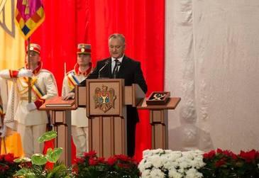 Igor Dodon anunta ca va cere revocarea ambasadorului Republicii Moldova in Romania