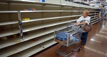 Venezuelenii mor de foame. Locuitorii au slabit in medie 8 kilograme