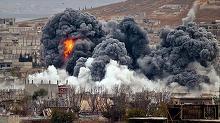 SUA au atacat Siria, in urma atacului chimic in care au murit peste 100 de persoane. Rachetele trimise de Trump au omorat 5 oameni si au ranit alti 7