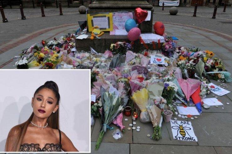 Cantareata Ariana Grande va sustine la Manchester un concert caritabil in memoria victimelor atentatului cu bomba
