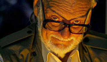 Regizorul George Romero a murit in somn