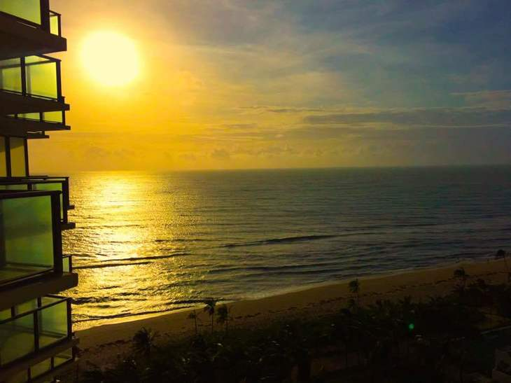 """""""A iesit soarele la Miami! Irma a plecat"""". Mesajul emotionant al lui regizorului Alex Ceausu care abia asteapta sa se deschida aeroportul si sa vina acasa"""