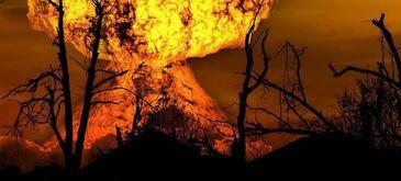"""E sfarsitul lumii!"" Spaniolii privesc cum satele lor ard si se fac scrum - Mai multi oameni au ars de vii"