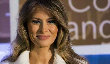 Are Melania Trump o sosie sau nu? Internautii spun ca aceste imagini o dau de gol