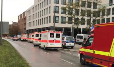 Un roman, printre ranitii atacului din Munchen! Mai multe detalii la Stirile Kanal D, de la 18.45!