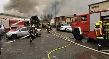 Un mort si 60 raniti in estul Austriei, intr-o explozie urmata de un incendiu la terminalul gazifer Baumgarten