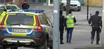 O persoana a murit, iar o alta a fost ranita, in urma unei explozii in apropierea unei statii de metrou din Stockholm