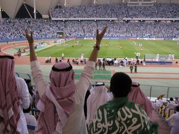 Pentru prima data in Arabia Saudita, femeile vor putea asista la meciuri de fotbal