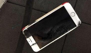 Noua persoane au fost ranite, la Zurich, din cauza unei baterii de Iphone