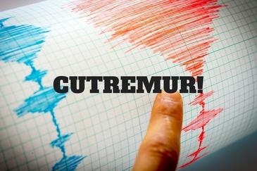 Cutremur puternic! A avut magnitudinea de 6,7