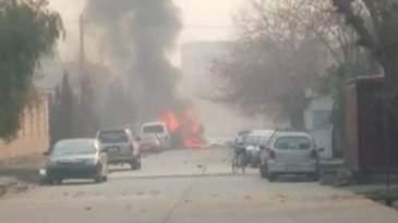 Atac la sediul organizatiei Salvati Copiii din Jalalabad. O persoana a murit, alte 14 au fost ranite