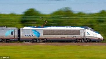 Momentul in care un tren s-a rupt in doua la 200 Km/H! Imagini cutremuratoare