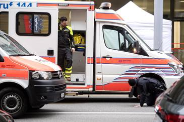 O persoana a fost impuscata, in Zurich, Elvetia, de partenerul de viata. Ulterior, acesta s-a sinucis