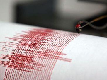 Cutremur puternic inregistrat in urma cu putin timp