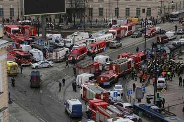 Alerta! Atac terorist intr-o biserica ortodoxa! Cel putin 7 morti pana in acest moment