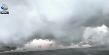 Pericol major in Hawaii, unde vulcanul Kilawea erupe de saptamani bune. Iata ce boli pot sa apara