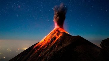 Tragedie URIASA! Zeci de morti dupa eruptia unui vulcan