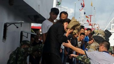 China: O femeie a supravietuit 38 de ore in apa, dupa ce a cazut de pe un vas de croaziera
